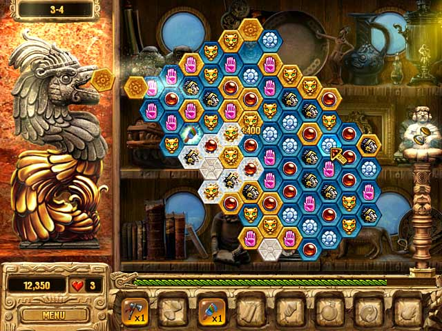 Game screenshot 1 Lost Treasures of El Dorado