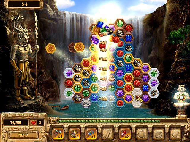 Game screenshot 2 Lost Treasures of El Dorado