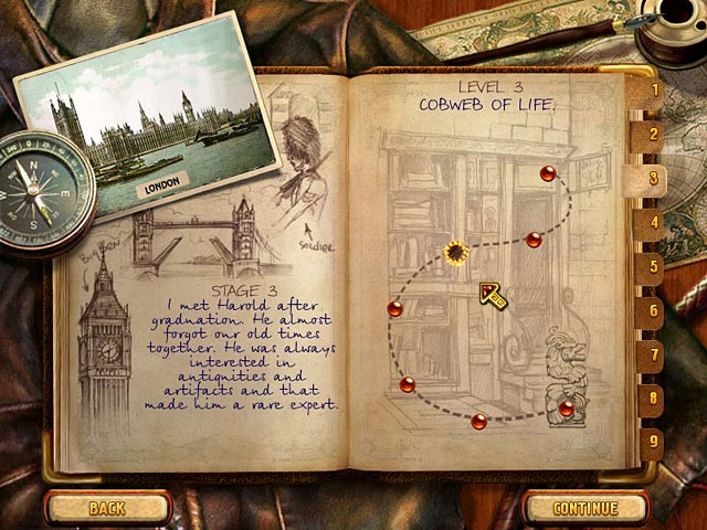 Game screenshot 3 Lost Treasures of El Dorado