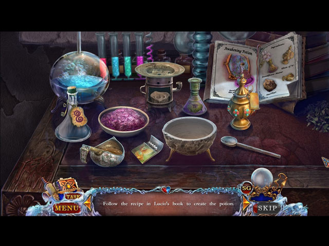 Game screenshot 2 Love Chronicles: A Winter's Spell