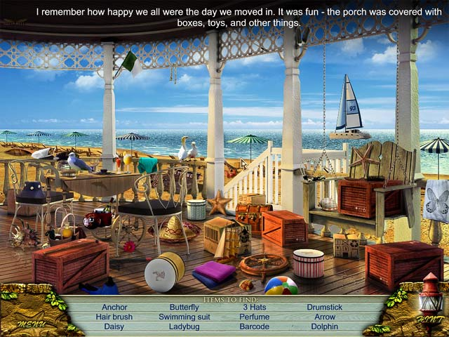 Game screenshot 1 Love Story: The Beach Cottage