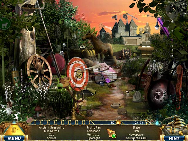 Game screenshot 3 Luxor Adventures