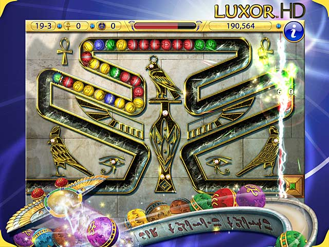 Game screenshot 2 Luxor HD