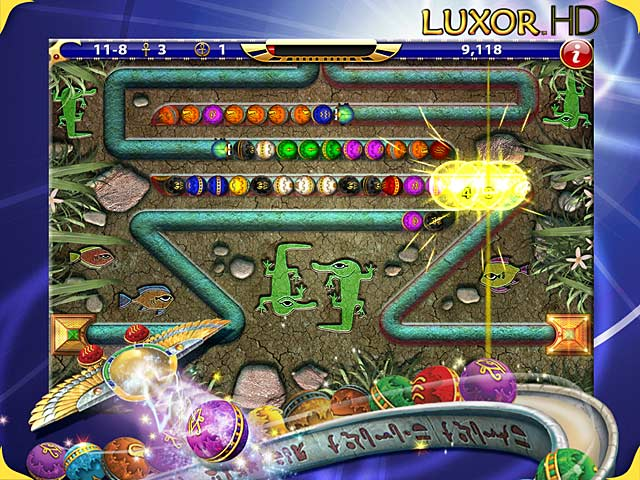 Game screenshot 3 Luxor HD
