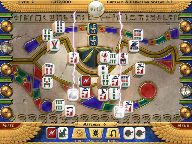Luxor Mahjong Screenshot-1