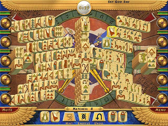 Luxor Mahjong Screenshot-2