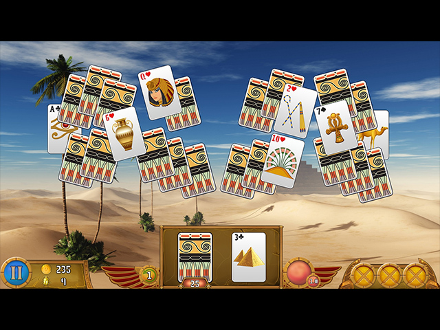 Luxor Solitaire img