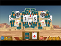 2. Luxor Solitaire game screenshot