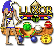 Feature screenshot game Luxor
