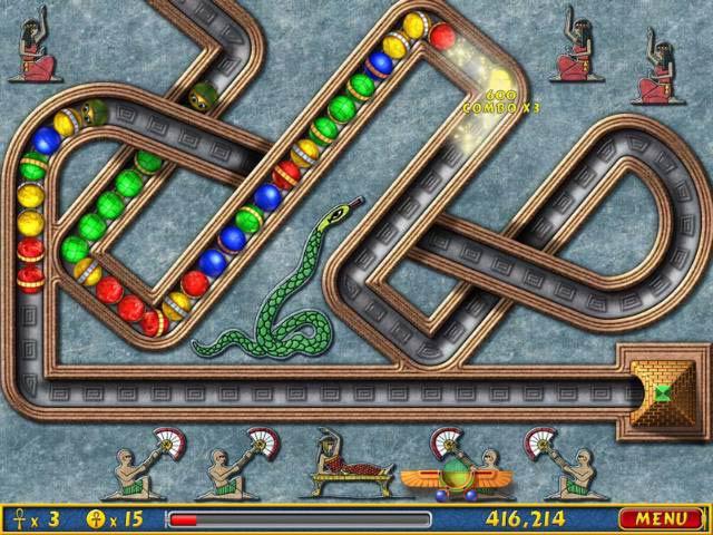 Game screenshot 3 Luxor