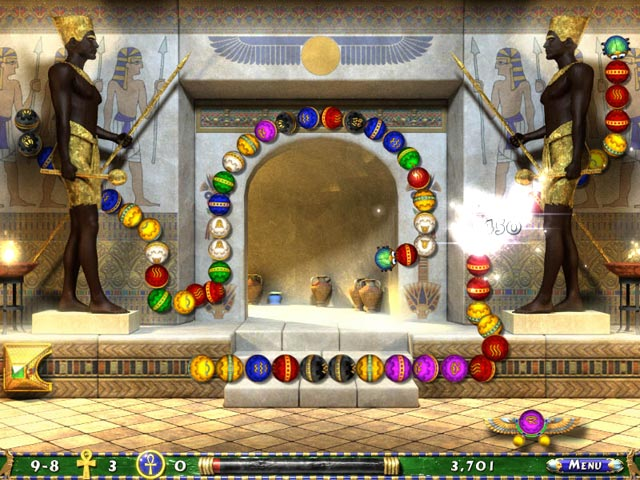 Game screenshot 2 Luxor 2