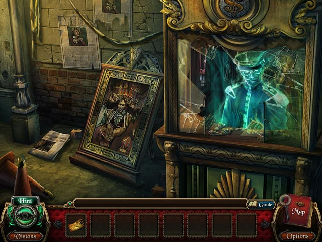 Macabre Mysteries: Curse of the Nightingale Collector's Edition – Mac Screenshot-1