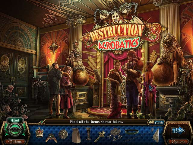 Macabre Mysteries: Curse of the Nightingale Collector's Edition – Mac Screenshot-2