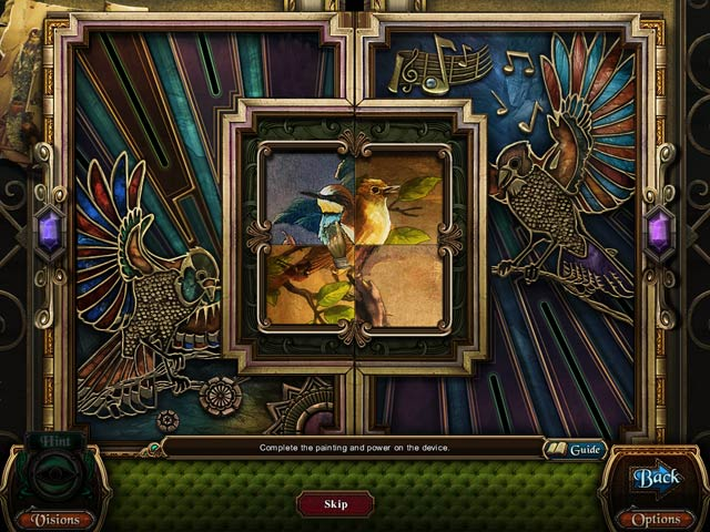 Macabre Mysteries: Curse of the Nightingale Collector's Edition – Mac Screenshot-3