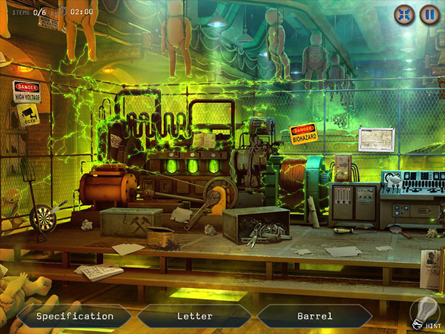 Game screenshot 3 Macabre Ring 2: Mysterious Puppeteer