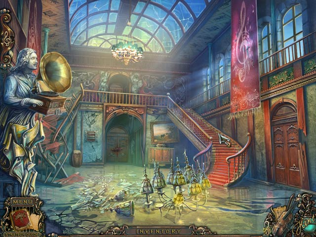 Game screenshot 2 Maestro: Music from the Void Collector's Edition