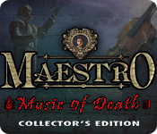 free download Maestro: Music of Death Collector's Edition game