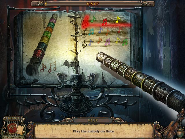 Game screenshot 3 Maestro: Music of Death Collector's Edition