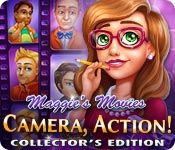 Maggie's Movies: Camera, Action! Collector's Editi