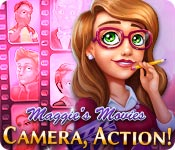 Maggie's Movies: Camera, Action!