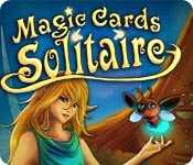 Feature screenshot game Magic Cards Solitaire