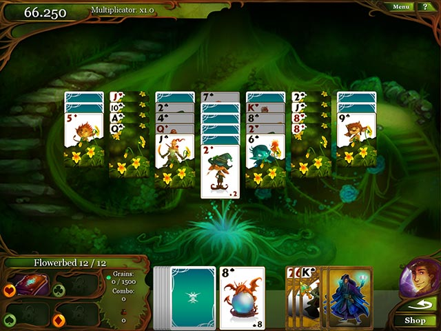 Video for Magic Cards Solitaire
