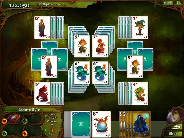 Game screenshot 2 Magic Cards Solitaire