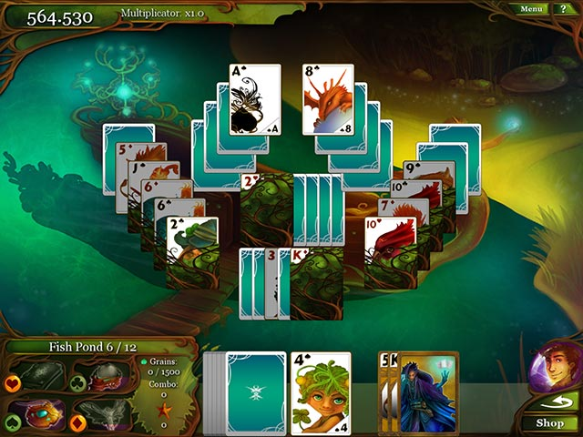 Game screenshot 3 Magic Cards Solitaire