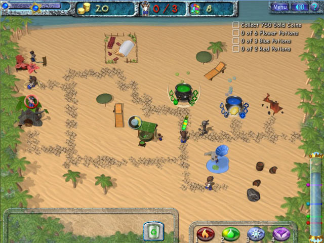 Game screenshot 1 Magic Cauldron Chaos