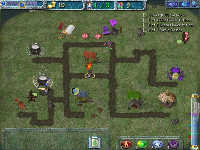 Game screenshot 2 Magic Cauldron Chaos