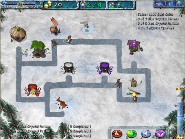 Game screenshot 3 Magic Cauldron Chaos