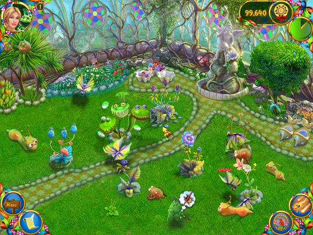 Game screenshot 1 Magic Farm 2: Fairy Lands