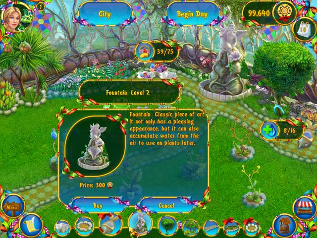 Game screenshot 3 Magic Farm 2: Fairy Lands
