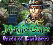 Feature screenshot game Magic Gate: Faces of Darkness