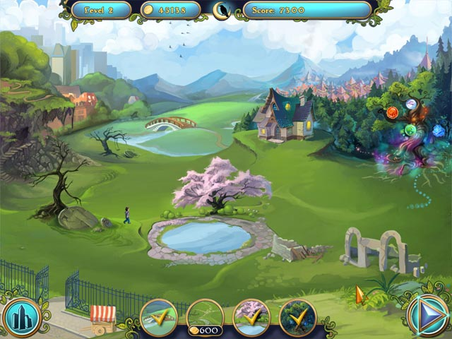 Game screenshot 2 Magic Heroes: Save Our Park