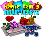 Feature- Screenshot Spiel Magic Ball 2 Magic Hearts