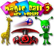 Feature screenshot game Magic Ball 2 New Worlds