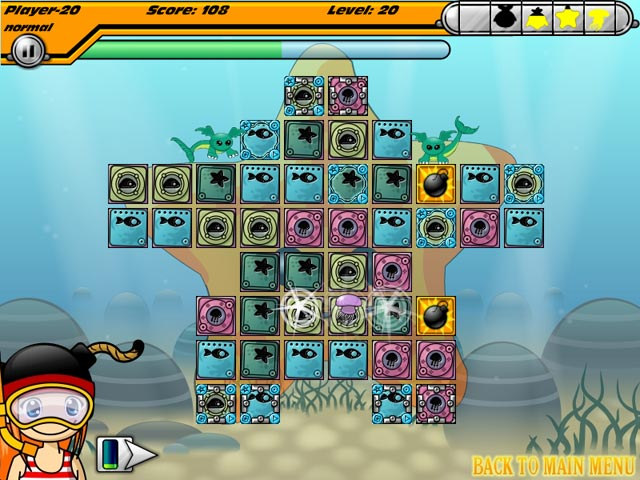 Game screenshot 2 Magic Blast