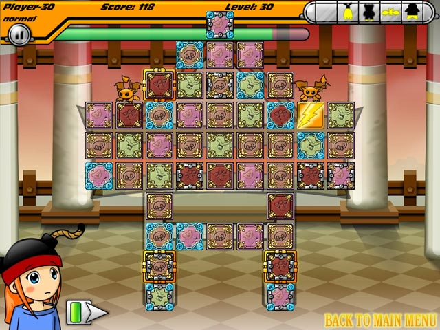 Game screenshot 3 Magic Blast