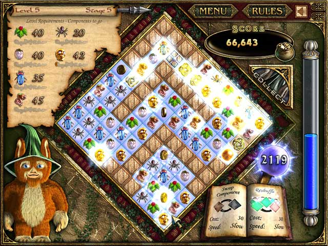 Game screenshot 3 Magic Match