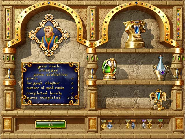 Game screenshot 3 Magic Match: The Genie's Journey