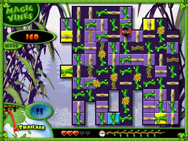 Game screenshot 1 Magic Vines