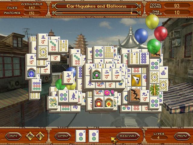 Game screenshot 1 Mah Jong Quest II