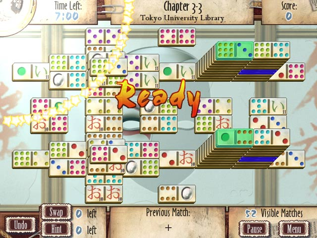 Game screenshot 3 Mah-Jomino