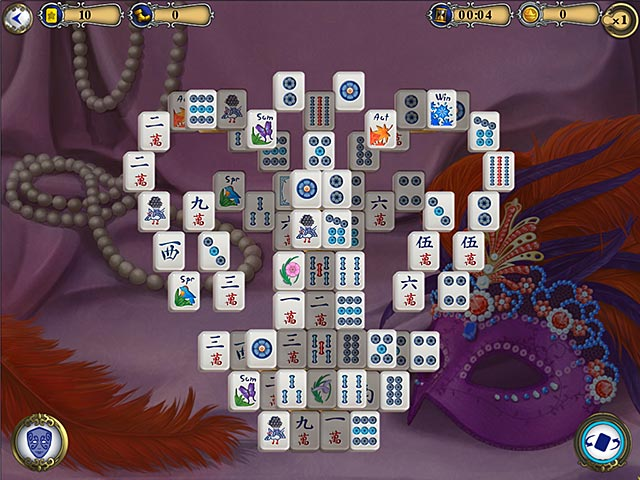 Game screenshot 1 Mahjong Carnaval