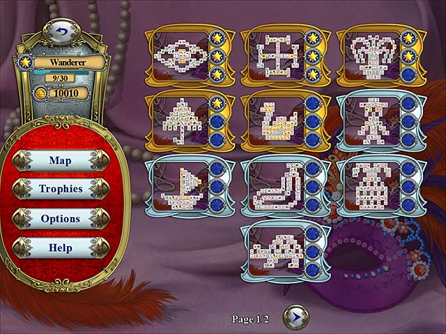 Game screenshot 2 Mahjong Carnaval