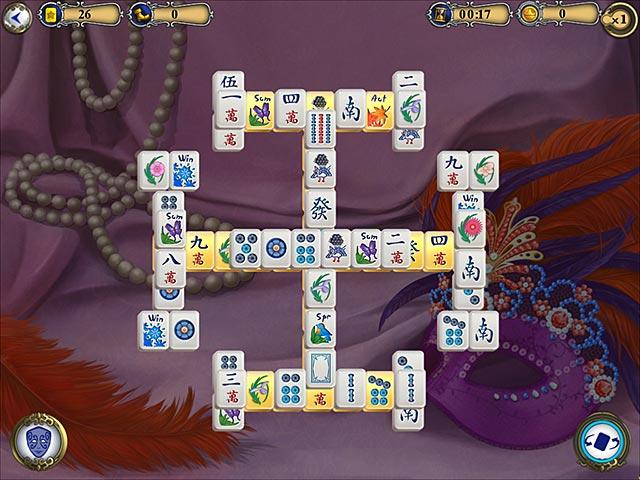 Game screenshot 3 Mahjong Carnaval