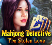 Feature screenshot game Mahjong Detective: The Stolen Love