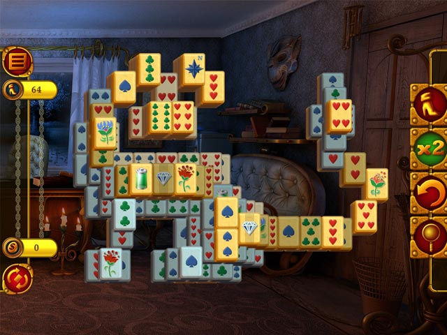 Game screenshot 1 Mahjong Detective: The Stolen Love
