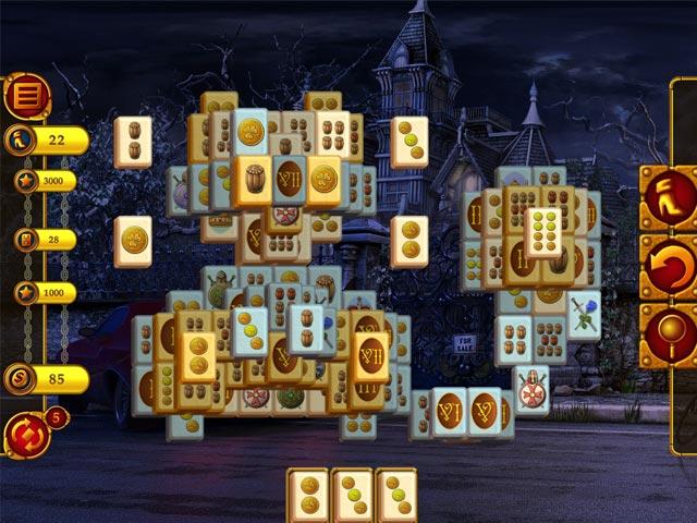 Game screenshot 2 Mahjong Detective: The Stolen Love